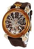 ガガミラノ GaGa MILANO 腕時計 マヌアーレ48MM クリスタル メンズ 6091.02[並行輸入品]