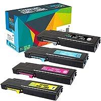 Do It Wiser互換高品質トナーカートリッジ交換用for Dell c2660C2660dn c2665dnf マルチカラー