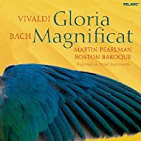 Bach: Magnificat/Vivaldi: Gloria by Boston Baroque (2006-01-24)