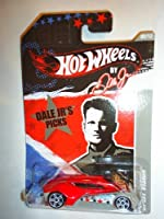 2011 Hot Wheels Walmart Exclusive Dale Jr. Collection Split Vision Red/Gray #9/12