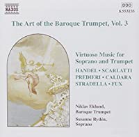 The Art of the Baroque Trumpet vol 3
