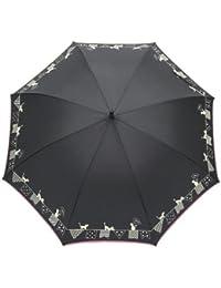 Feria Mare[フェリア?マーレ] 傘 レディース 婦人用雨傘 フラッグ キャット ファッション雑貨 ピンク