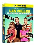 Les Miller, une famille en herbe : Blu-Ray + DIGITAL Ultraviolet