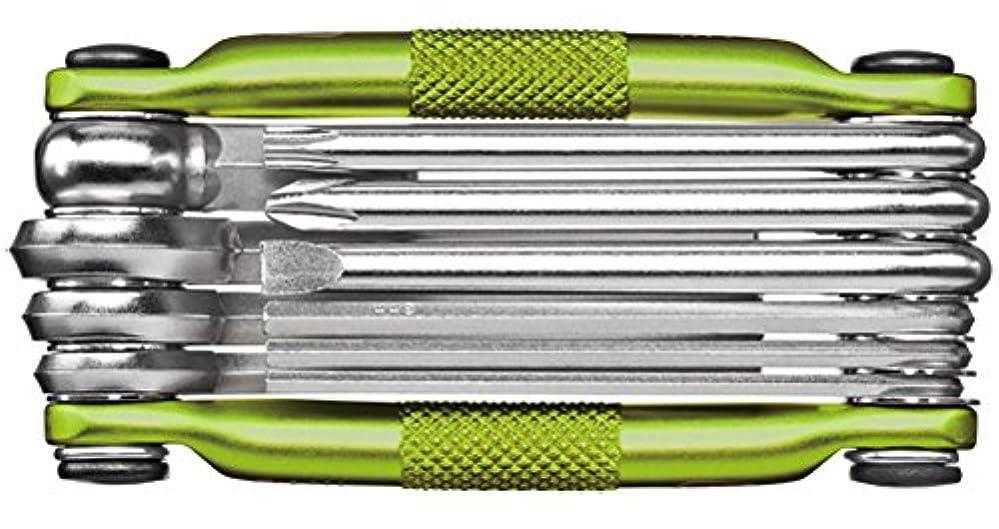 影響力のあるとげ物質crankbrothers(クランクブラザーズ) 自転車工具セット 多機能 メンテナンス 修理ツール 携帯工具 マルチ-10