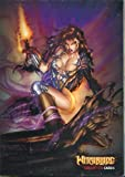 Witchblade 2014 Complete 72 Card Base Set
