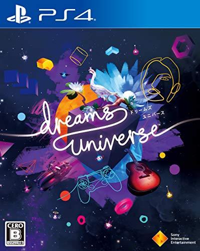 【PS4】Dreams Universe【早期購入特典】Dreams Universe™ テーマ(封入)【Amazon.co.jp限定】オリジナルPC壁紙(配信)