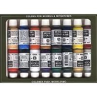 Vallejo Napoleonics Paint Set #10, 17ml [並行輸入品]