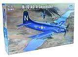 トランペッター 1/32 A-1D/AD-4 スカイレーダー プラモデル