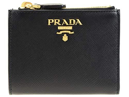 [プラダ] PRADA 財布 折財布 二つ折り 1ml024 [並行輸入品]