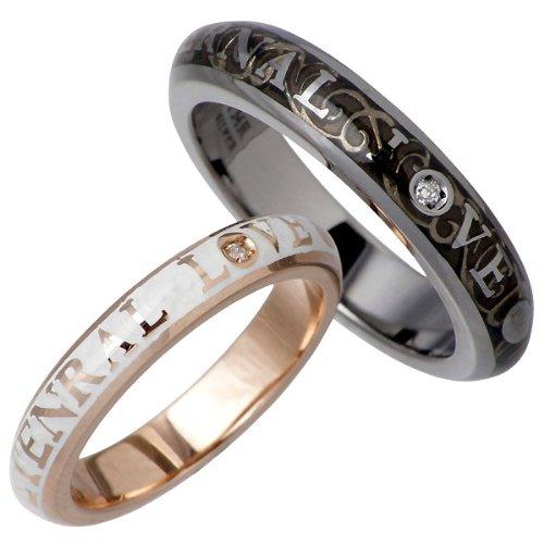 PMR ピーエムアール ダイヤモンド ラウンド シルバー ペアー リング 7~21号 ピンクゴールド ルテニウムコーティング 指輪 SV