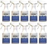《ヒカリの力で消臭+抗菌》 東芝 光触媒消臭抗菌液 ルネキャット スプレーボトルタイプ300ml R2A-X1203-10TS-3 (10)