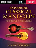 Best Augustsの洋書 - Exploring Classical Mandolin: Technique & Repertoire (Berklee Guide) Review