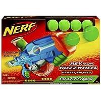 Nerf Buzzsaw Blaster 柔らかいボールお飛ばす玩具 並行輸入品