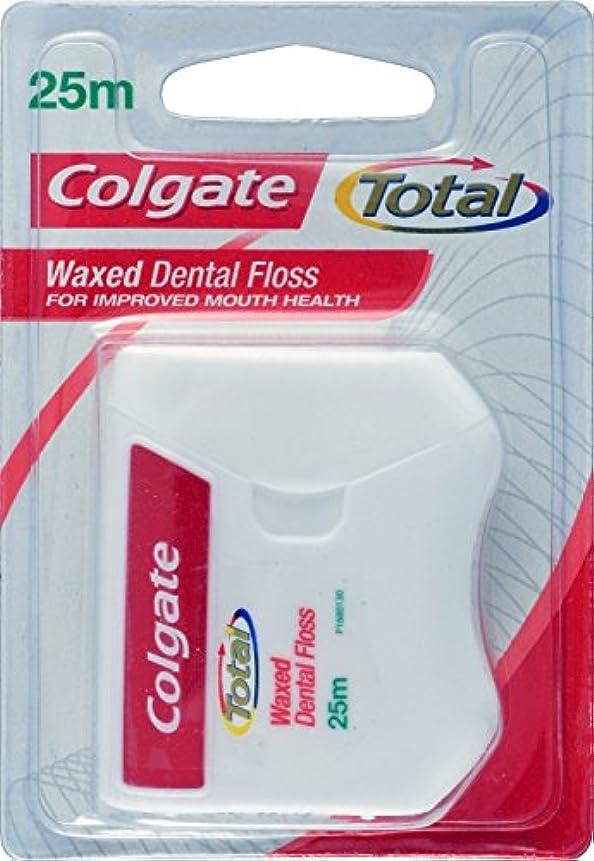 入場モスクやるColgate Total Dental Floss (Pack Of 10) by Colgate Palmolive [並行輸入品]