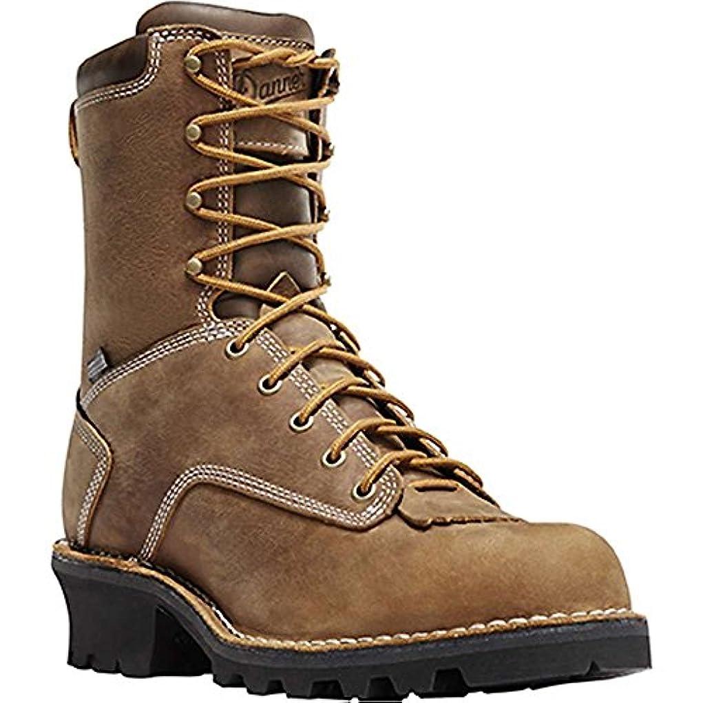 遠征あらゆる種類の幸運なことに(ダナー) Danner メンズ シューズ?靴 ブーツ Logger 8IN Boot [並行輸入品]