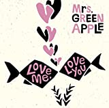 Log (feat. 坂口有望)♪Mrs. GREEN APPLEのCDジャケット