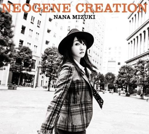 CD/ 水樹奈々 / NEOGENE CREATION CD+Blu-ray  KICS-93456