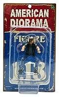 1/18 American Diorama BIKER - ACE 男性 バイカー バイク乗り フィギュア 模型
