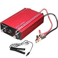 Wechaon DC12V 68000W超音波インバーターエレクトロフィッシャーハイパワーマシンセーフインバーター アクセサリーツール