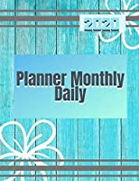 2020 Planner Monthly Daily: Budget Planner Notebook, Planner with 12 Months Calendar Spread, Organizer Agenda Schedule Notebook and Business Planner, Calendar Schedule Organizer