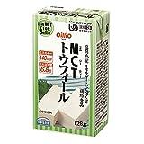 MCTオイル入り豆腐