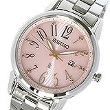 セイコー SEIKO ルキア LUKIA ソーラー クオーツ レディース 腕時計 SUT297J1 ピンク [並行輸入品]