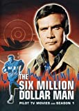 Six Million Dollar Man: Season 1 [DVD] [Import]