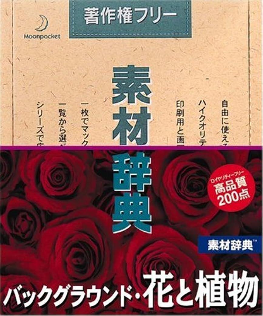 瀬戸際美容師ソーセージ素材辞典 Vol.91 バックグラウンド?花と植物編