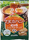モントワール  4種の穀物マヌカハニークリームシリアルサンド  4枚×10袋