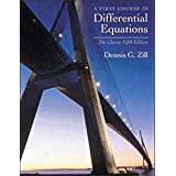 A First Course in Differential Equations : The Classic Fifth Edition: The classic