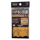 SHIMOTSUKE(シモツケ) MJB メジャーブラッドハナカン仕掛(4P) MJS-10 6.5号
