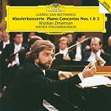 ベートーヴェン:ピアノ協奏曲第1番・第2番