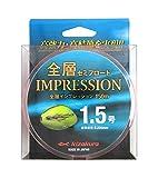 キザクラ(kizakura) ライン 全層 セミフロート インプレッション 1.5号