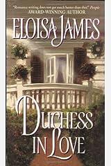 Duchess in Love ペーパーバック