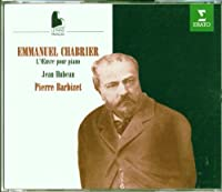 Chabrier: L'Oeuvre Pour Piano