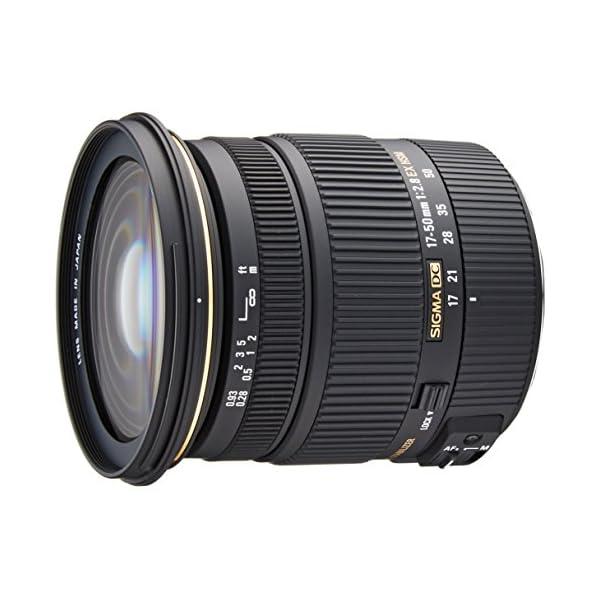 SIGMA 標準ズームレンズ 17-50mm F...の商品画像