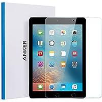 Anker GlassGuard iPad 9.7インチ(2018年最新モデル/2017年モデル) / iPad Pro 9.7インチ / Air 2 / Air 用強化ガラス液晶保護フィルム