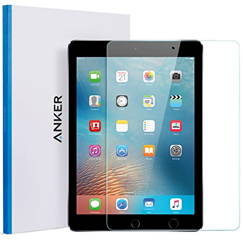 Anker GlassGuard iPad 9.7インチ(2...