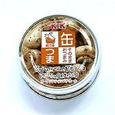マッシュルームのアヒージョ <缶つま> 40G × 24缶