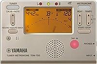ヤマハ YAMAHA チューナーメトロノーム TDM-700G