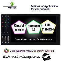 EinCarによってEincarのAndroid 6.0のカーステレオラジオレシーバー7インチのタッチスクリーンのGPSカーナビゲーションダッシュヘッドユニットのサポート無線LAN / 1080pビデオでプレイヤーをGPS / Mirrorlink