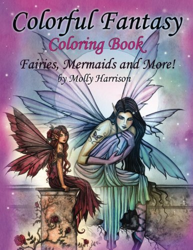 Download Colorful Fantasy Coloring Book 1539730573