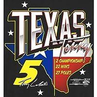 Fanatics Branded Terry Labonte Black NASCAR Hall of Fame T-Shirt スポーツ用品 L 【並行輸入品】