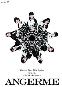 アンジュルム コンサートツアー2016春『九位一体』~田村芽実卒業スペシャル~ [DVD]