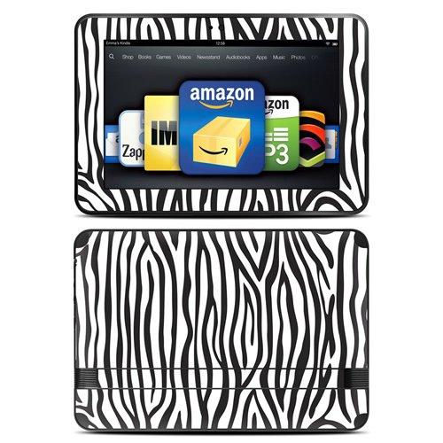 DecalGirl スキンシール Kindle Fire HD 8.9専用スキン - Zebra