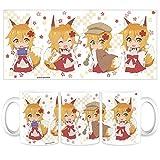 世話やきキツネの仙狐さん マグカップ