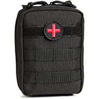 Orca Tactical MOLLE EMT 医療応急手当 IFAK(個人ファーストエイドキット) ブローアウト ユティリティポーチ (バッグのみ)