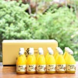 ジュース ギフト セット みかんジュース オレンジジュース 100% 無添加 ストレート 180ml × 30本 ギフト セット 農園直送 和歌山 有田 100パーセント 詰め合わせ 人気 甘い 贈答用 手土産 まとめ買い びん 瓶 甘めセット