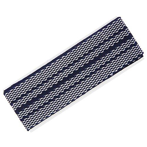 サンヒット サンアミカ 強力すそあげテープ アイロン接着 巾34m m×1.2m巻 紺 SAN122