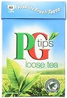 PG Tips Loose Tea (250g) Pgのヒント緩い茶( 250グラム)
